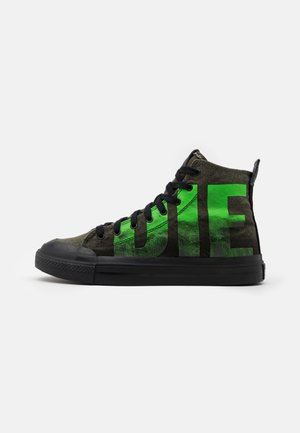 ASTICO S-ASTICO MC - High-top trainers - forest green