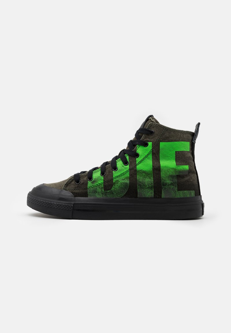 Diesel - ASTICO S-ASTICO MC - High-top trainers - forest green
