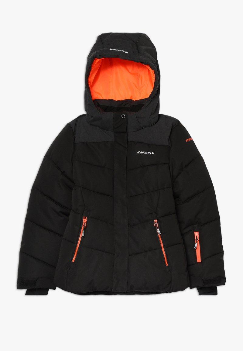 Icepeak - LILLE - Ski jacket - black