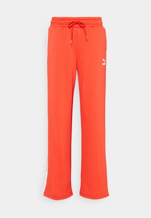 ICONIC - Pantaloni sportivi - poppy red