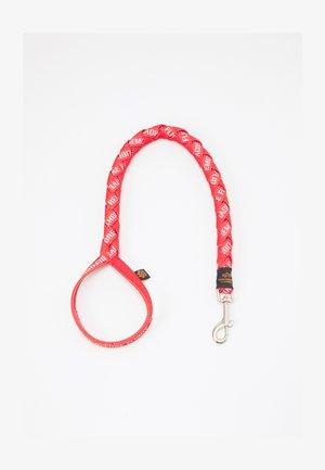 HEAVY DUTY DOG LEASH - Muut asusteet - red