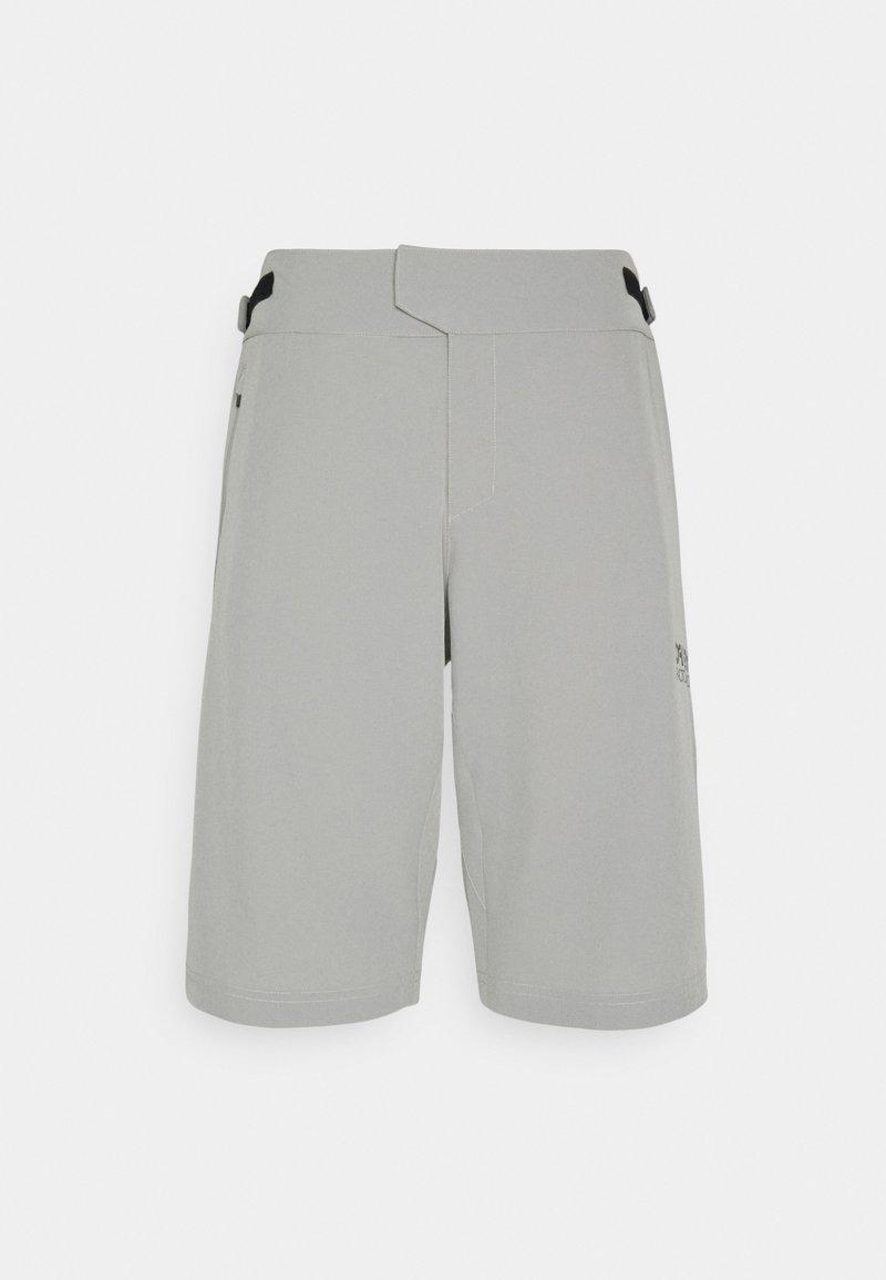 Oakley - ARROYO TRAIL SHORTS - Sports shorts - stone gray