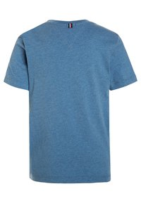 Tommy Hilfiger - BOYS BASIC  - T-Shirt basic - dark allure heather - 1