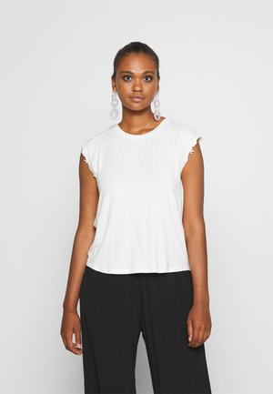 ONLALEXA - Print T-shirt - cloud dancer