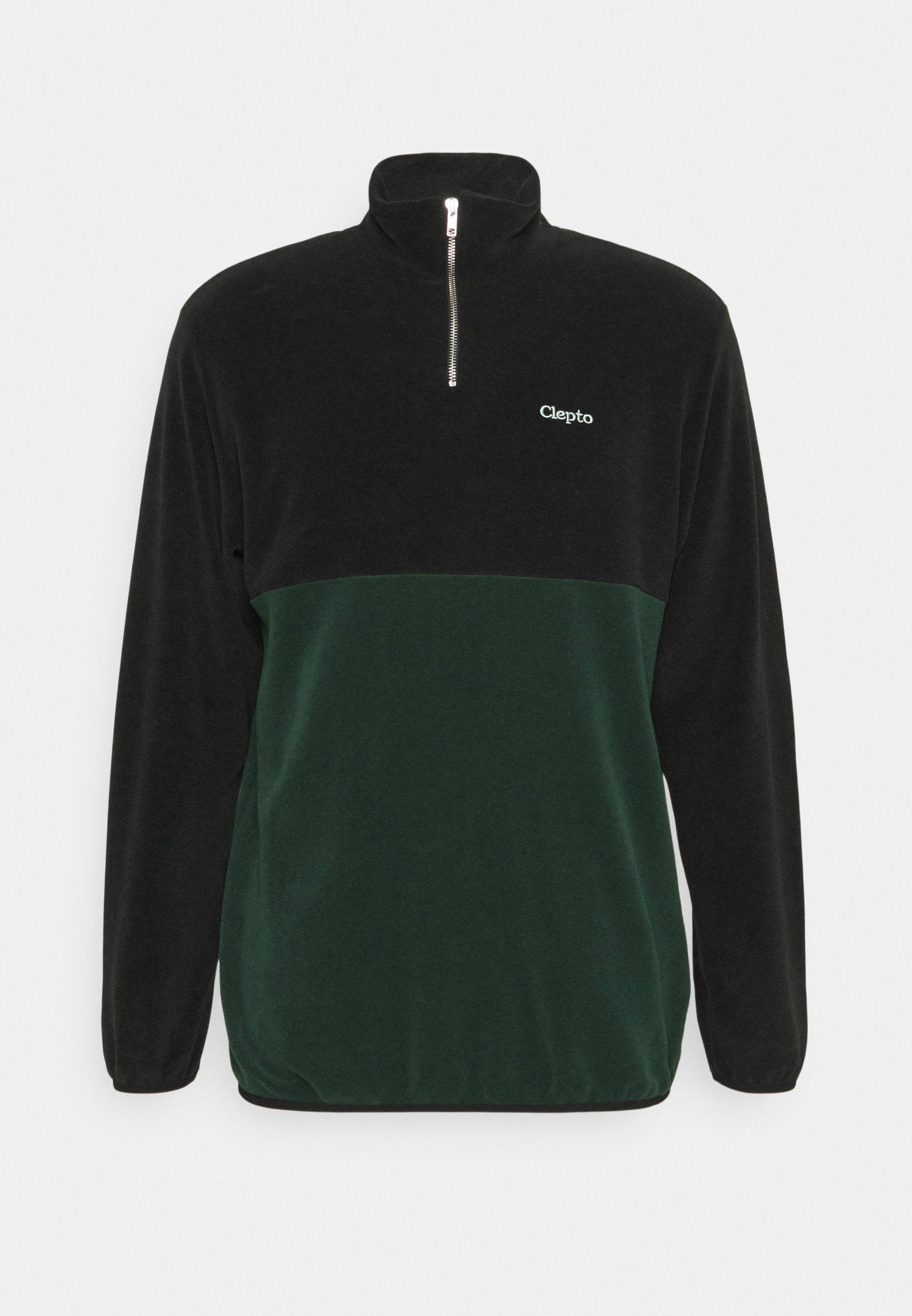Men SOFTER DOUBLE - Fleece jumper