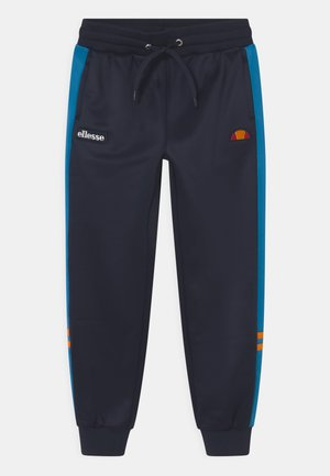 NOLEO TRACK - Tracksuit bottoms - navy