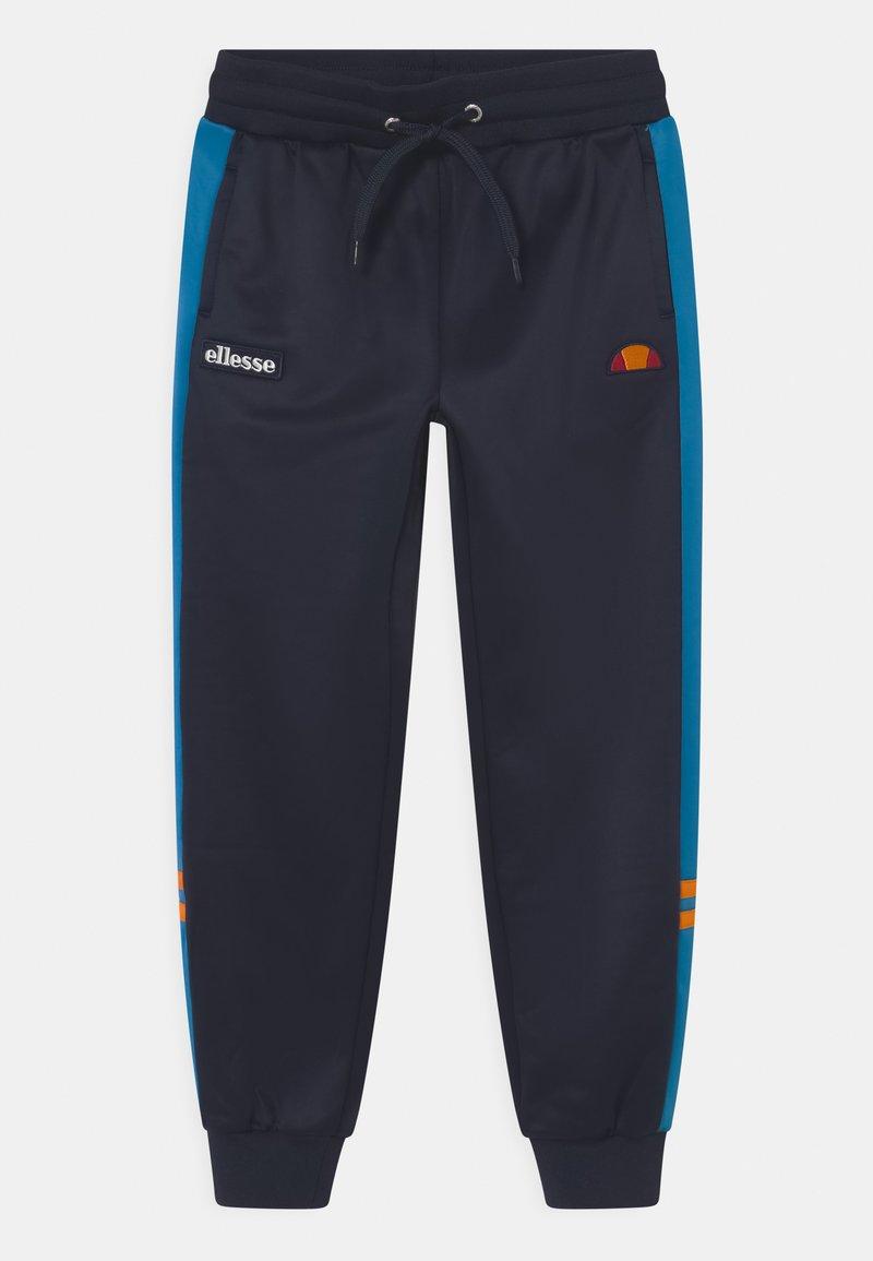 Ellesse - NOLEO TRACK - Pantalones deportivos - navy