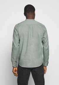 TOM TAILOR DENIM - MIX TUNIC - Košile - dusty leave green - 2