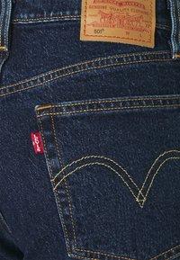 Levi's® - 501 CROP - Jeans a sigaretta - salsa stonewash - 5