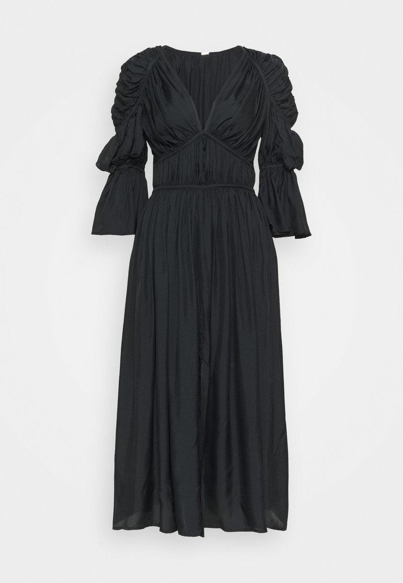 Cult Gaia - ANYSIA DRESS - Maxi dress - black