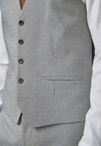 Next - PUPPYTOOTH  - Suit waistcoat - grey - 3