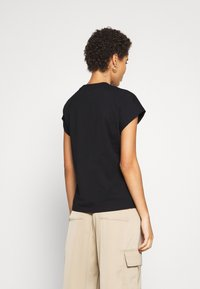 Anna Field - MODERN TEE - T-shirt basic - black - 2