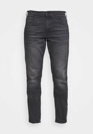 GREENSBORO - Straight leg jeans - black pepper