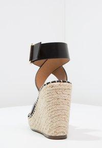 Divine Factory - Korolliset sandaalit - noir - 4