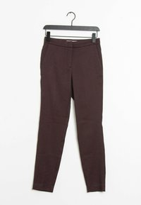 HALLHUBER - Trousers - red - 0