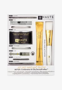 Haute Custom Beauty - JET SET INSTANT GLOW DETOX - Huidverzorgingsset - - - 0