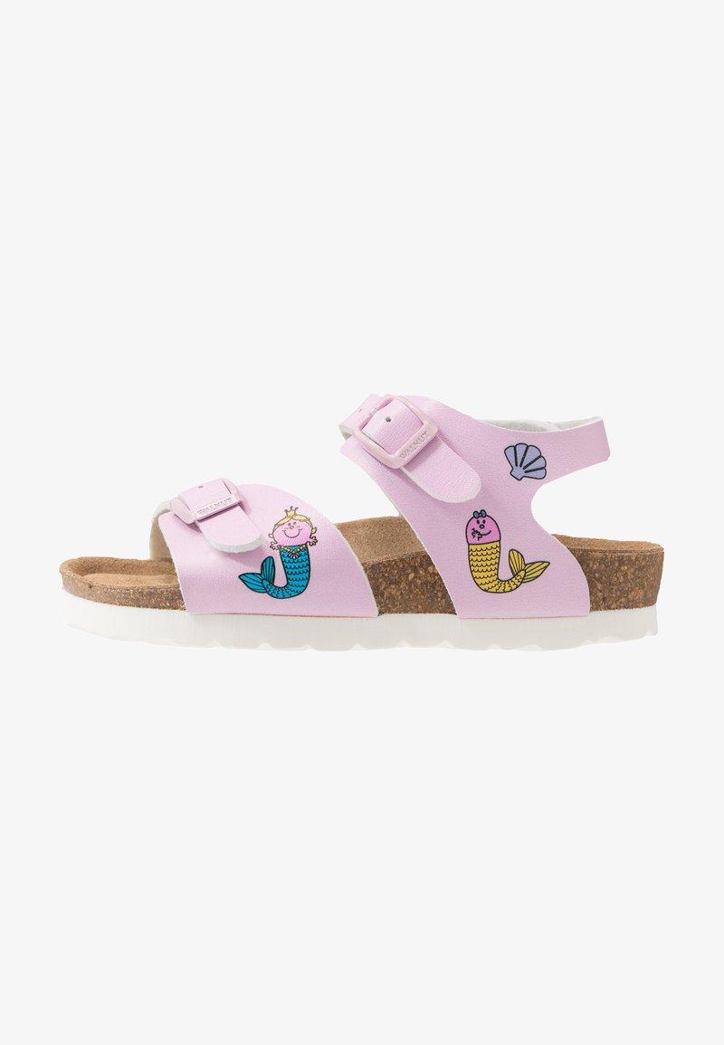 Walnut - ROTTERDAM - Sandals - pink