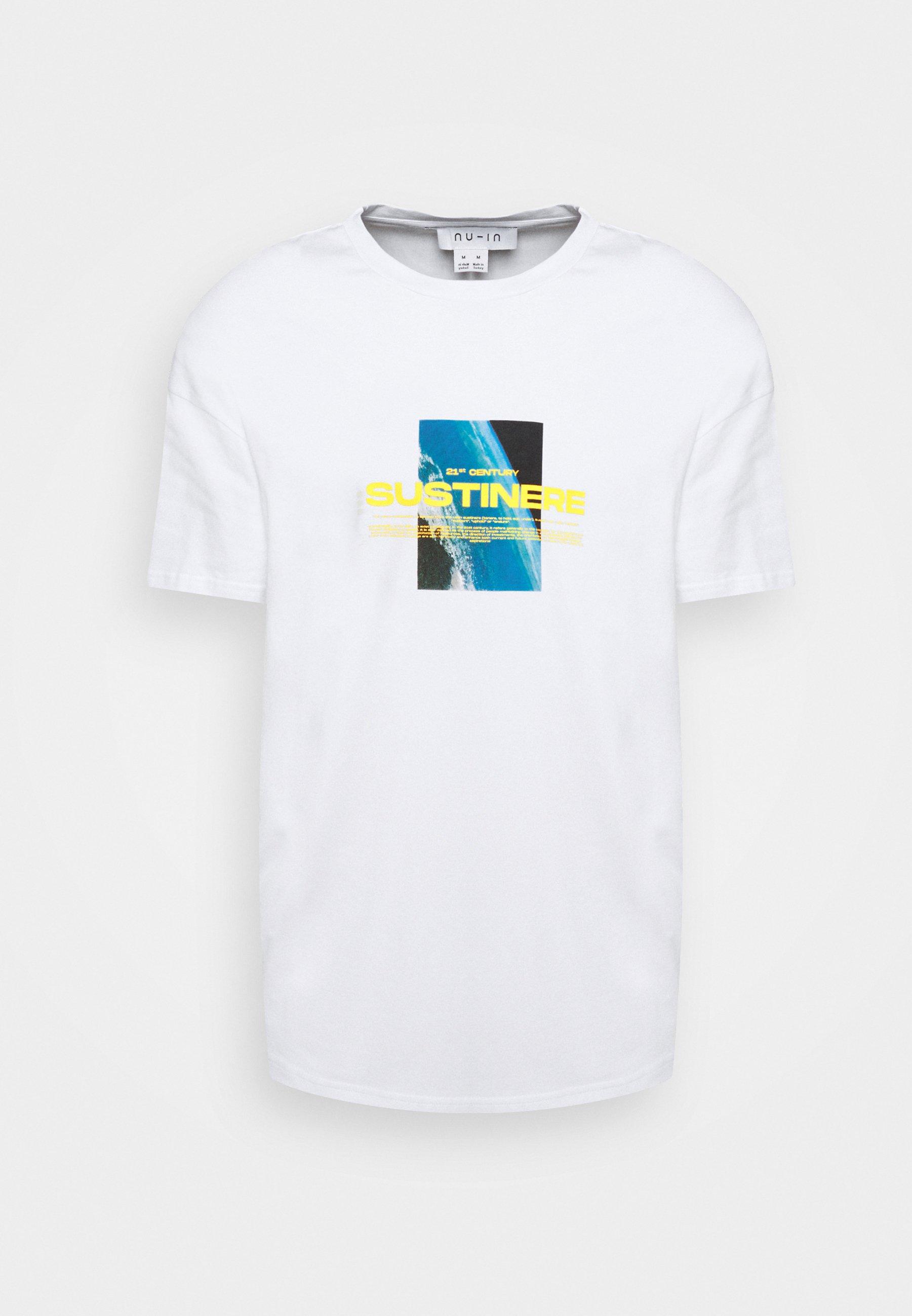 Men SUSTINERE - Print T-shirt