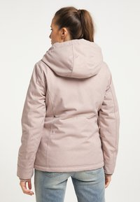 DreiMaster - Winter jacket - nude melange - 2