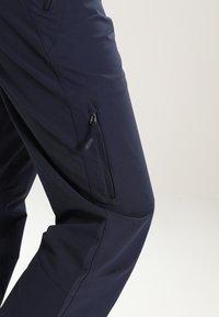 Jack Wolfskin - ACTIVATE WOMEN - Outdoor trousers - midnight blue - 4