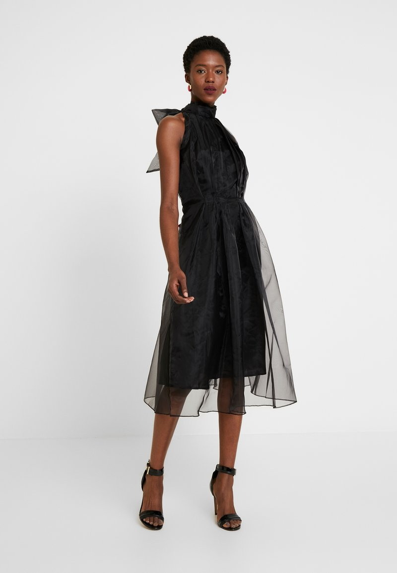 Love Copenhagen - DRESS - Sukienka koktajlowa - pitch black