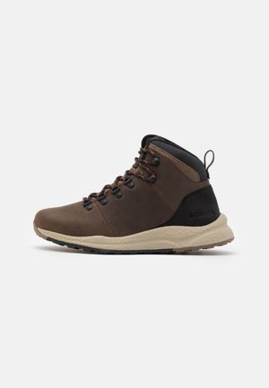 SH/FT WP - Hiking shoes - espresso/red jasper