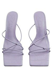 Mango - SIMILAR - Sandals - lila - 1