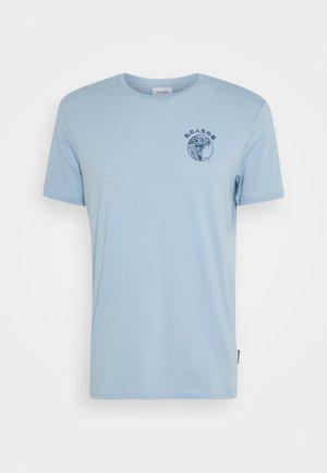UNISEX - T-shirt med print - blue