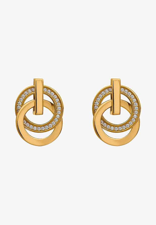 SWING - Earrings - yellow gold