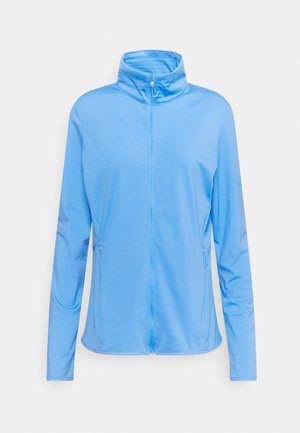 OUTRACK FULL ZIP  - Fleece jacket - marina