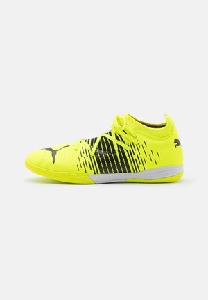 FUTURE Z 3.1 IT - Indoor football boots - yellow alert/black/white