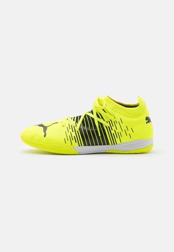 FUTURE Z 3.1 IT - Indoor football boots - yellow alert/black/white