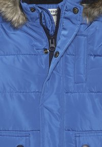 mothercare - BABY PADDED COAT - Winterjas - blue - 4