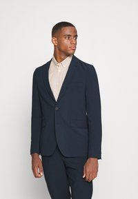 Isaac Dewhirst - THE RELAXED SUIT - Suit - dark blue - 3