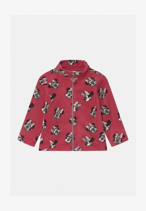 MINNIE - Fleece jacket - barberry