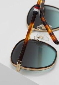 Tommy Hilfiger - Sunglasses - gold - 4