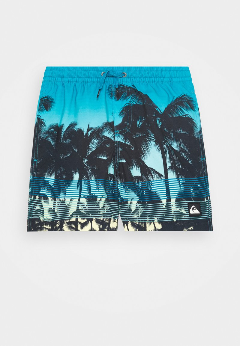 Quiksilver - SUNSET VOLLEY YOUTH - Swimming shorts - cabbage