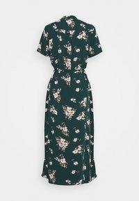 Vero Moda - VMSIMPLY EASY LONG SHIRT DRESS - Shirt dress - ponderosa pine - 7