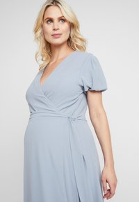 TFNC Maternity - EXCLUSIVE KATIA - Occasion wear - grey blue - 4