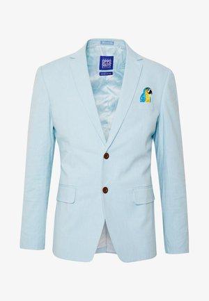 BIRDIE - Blazer jacket - soft blue