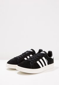 adidas Originals - CAMPUS - Baskets basses - core black/footwear white/chalk white - 2