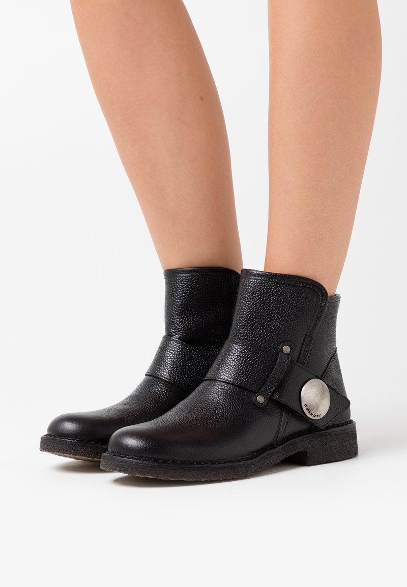 Ca'Shott - Classic ankle boots - black