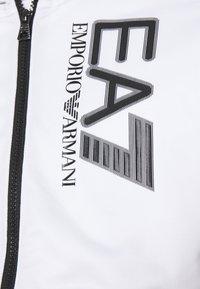 EA7 Emporio Armani - SET - Tracksuit - black/white - 6