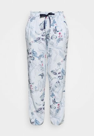MIX & MATCH TROUSERS  - Pyjama bottoms - blue light combination