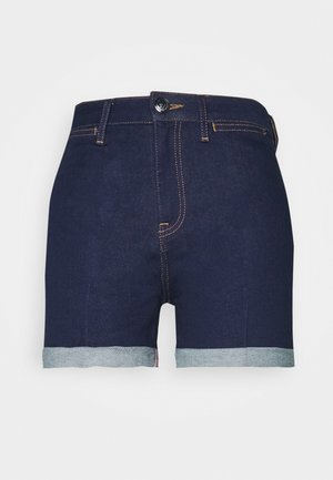 ROME SHORT  - Denim shorts - dark blue