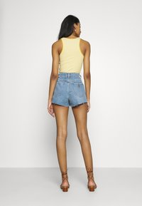 Abrand Jeans - HIGH RELAXED - Jeansshorts - miss jane - 2