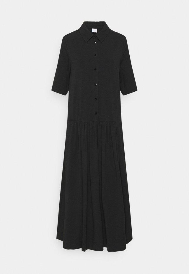 CECI - Jerseykleid - schwarz