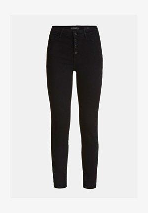 HOHER BUND - Trousers - schwarz