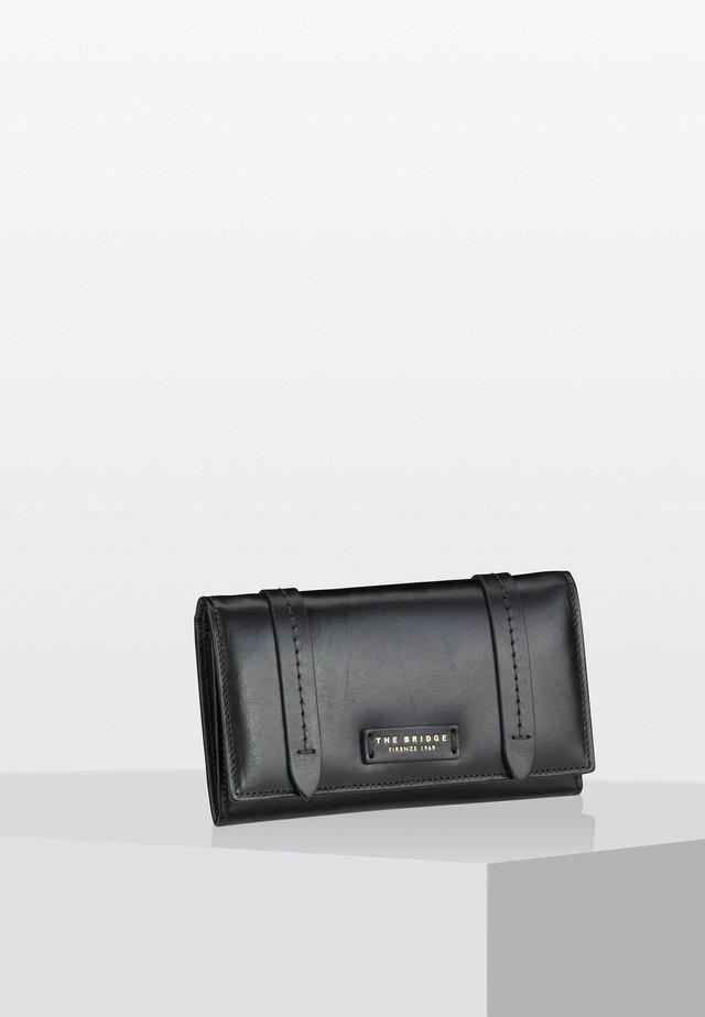 STROZZI - Wallet - black