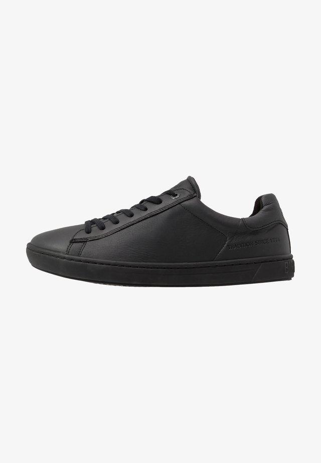 LEVIN MEN NARROW - Sneakers basse - black